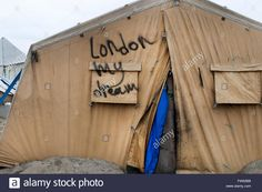 Image result for refugee tent
