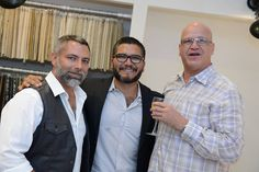 David Allan Charette, Jay Britto, Paul from PPM Collection