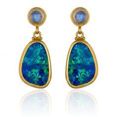 Earrings by Lika Behar
