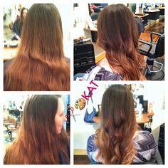 ❤️it!!! TONZ of Hair!!