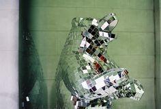 Animal Sculptures Mirror2 – Fubiz™