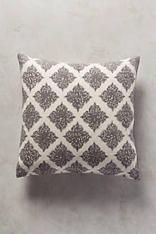 John Robshaw Verdin Pillow - anthropologie.com