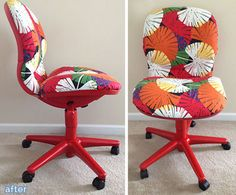 Lots of Good Chair Makeovers: Looking for the perfect chair makeover?