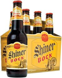 shiner, the real texas beer