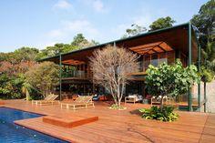 Casa No Condominio Quinta da Baroneza   Bernardes & Jacobsen