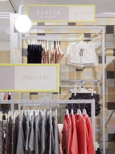 Bakito by Magasin du Nord Department Store, Copenhagen – Denmark » Retail Design Blog