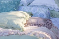 Linen Whisper- Pillow Shams & Pillowcases – Scandia Down MN