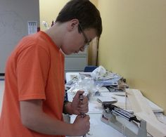 11-year-old makes microbrewery to be sent to space! What a genius! #Spacebeer