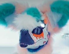 Fursuit Head, Dinosaur Mask, Mask Ideas, Secret Obsession, Diy Wall Art, Wow Products, Furry Art, Skull, Cosplay