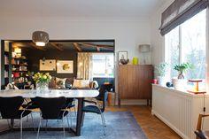 Conheça os segredos do contraste: http://www.casadevalentina.com.br/blog/materia/o-segredo-do-contraste.html #decor #decoracao #interior #design #cor #color #home #house #casa #details #detalhes #dinig #diningroom #saladejantar #casadevalentina