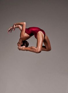 Modern Dance. Dancers are amazing artists and athletes!