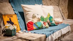 Tropical, Throw Pillows, Decor, Handicraft, Cushions, Decoration, Decorating, Dekorasyon, Dekoration
