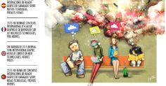 Barakaldo convoca su 14 Concurso de Humor Gráfico con 4.500 euros en premios