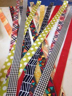 IMG_6209 Fabric tape: Wax paper, mod podge, masking tape, fabric