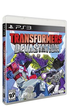 Transformers Devastation  PlayStation 3 by Activision ** You can get more details by clicking on the image. Note:It is Affiliate Link to Amazon.