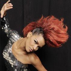 The best Homecoming & Prom Hairstyles Eva Simons, Hair Styles 2014, Homecoming Hairstyles, Plaits, Curls, Youtube, Hair Cuts, Dreadlocks, Glamour