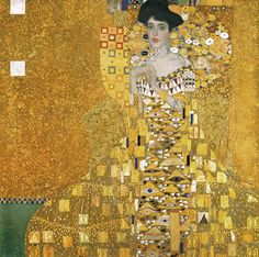 Gustav Klimt and Adele Bloch-Bauer: The Woman in Gold at the Neue Galerie is an illuminating exhibit about the subject and artist of the masterpiece.