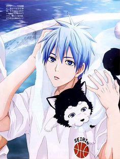 Kuroko no basket. Kuroko and number Cute Anime Boy, Anime Love, Anime Guys, Manga Anime, Anime Art, Kuroko No Basket, Manga Font, Kurokos Basketball, Akakuro