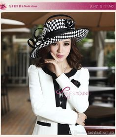 7c13e776d26 Hot Sale New And Elegant 2015 Fashion Women Hats Church Winter Satin Dress  Hat Millinery Chapeau Formal Hat For Women Satin Ribbon Bowler Hat Panama  Hat ...