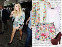 """Dress Like Demi Lovato"" by soflovesfashion ❤ liked on Polyvore"