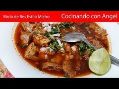 La mejor video receta de Birria de Res Estilo Michoacán – Una vez que la pruebes, la usaras toda tu vida!   Las Mejores Recetas Caseras