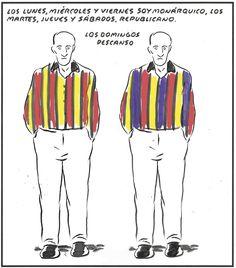 Convicciones Viñeta: El Roto - 12 JUN 2014 | Opinión | EL PAÍS