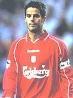 Liverpool career stats for Jamie Redknapp - LFChistory - Stats galore for Liverpool FC!