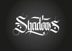 SHADOWS snowboard movie 2013 identity on Behance