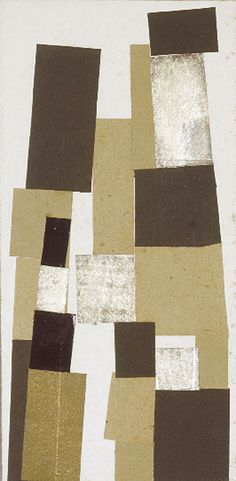 Rectangle selon les lois du hasard, Jean Harp, 1916