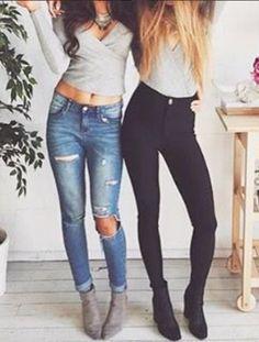 Stylische Jeansmodelle findest du bei uns in der #EuropaPassage. #EuropaPassageHamburg #Outfit #fashion #Mode #streetstyle