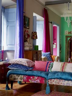 for a joyful living room