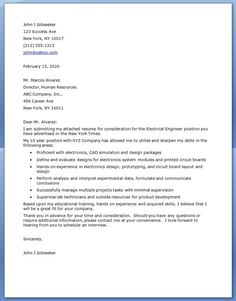 student internship cover letters