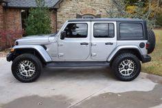 2018 Jeep Wrangler Sahara for sale 4 Door Jeep Wrangler, Jeep Wrangler Sahara, Jeep Jl, Future Car, Oklahoma, Truck, Dreams, Cars, Vehicles