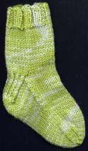 Toddler Sock (With Variations