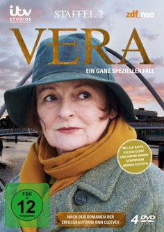 Vera: Ein ganz spezieller Fall - Staffel 2 3/5 Sterne