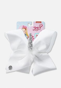 Be bold, bright, & beautiful - just like JoJo! Our JoJo Siwa clothing line features everything from shirts to classic JoJo bows. Shop the JoJo Siwa Collection today. Jojo Siwa Bows, Jojo Bows, Girl Hair Bows, Girls Bows, Frozen Gift Bags, Jojo Siwa Outfits, Hello Kitty Rooms, Lovely Girl Image, Baby Mickey