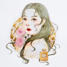 what is your favourite perfume ?   office website: www.wahahafactory.com #寵物畫 #訂製畫 #portrait  #petdrawing  #illustrator #maysum #watercolor  #beauty #perfume #beautyillustration Beauty Illustration, Animal Drawings, Illustrator, Disney Characters, Fictional Characters, Aurora Sleeping Beauty, Perfume, Watercolor, Website