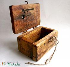 kincses doboz (FANYUVASZTO) - Meska.hu