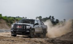 2016 GMC Sierra 1500 44 All Terrain Tested: Riding High and Handsome