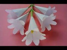 Resultado de imagen de flores de papel faciles