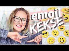 EMOJI Kekse DIY | ViktoriaSarina - YouTube