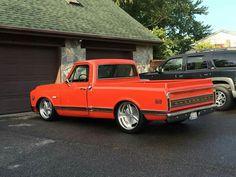 67-72 chevy c10 truck ° ~ °