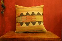 20 x 20 Throw Pillow Decorative Pillow Accent by kilimwarehouse, $49.00
