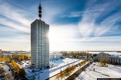 Gelio (Степанов Слава) - Завод «Севмаш» и город Архангельск