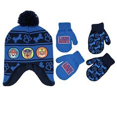 Century Star Fleece Lined Mittens for Baby Boys Girls Easy-On Toddler Warm Gloves Winter Outdoor Mittens 2 Pairs Rose Red Pink 2-4 Years