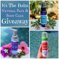 My Prize Finder: Natural Face and Body Care Giveaway