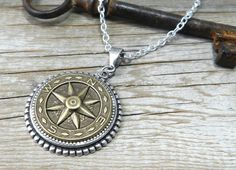 Where to go? Navigate by the steampunk necklace - a way back to the future?#Repin By:Pinterest++ for iPad#
