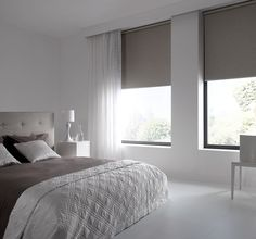4 Surprising Cool Tips: Wooden Blinds Ceilings modern blinds paint colors.Bedroom Blinds Modern blinds and curtains master bath.Kitchen Blinds How To Make. Living Room Blinds, House Blinds, Curtains Living, Bedroom Curtains Blackout, Bedroom Curtains With Blinds, Cortinas Rollers, Patio Blinds, Privacy Blinds, Window Blinds