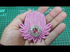 89) Tutorial Gardenia Merah || Red Gardenia - YouTube
