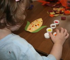 1000 Images About Fall Art Crafts Pre K On Pinterest